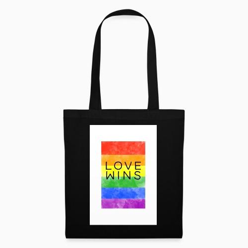 LoveWins - Tote Bag