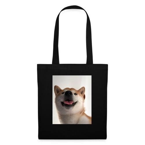miły pies - Torba materiałowa