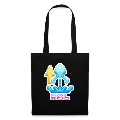 PIXEL SQUID - RSL - Tote Bag