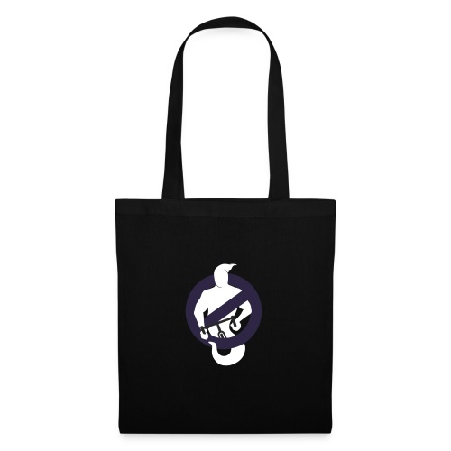Shirt Purple and White png - Tote Bag