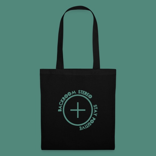 Stay Positive Logo Tee - Tote Bag