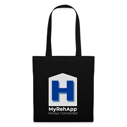logo myrehapp sac2 - Tote Bag