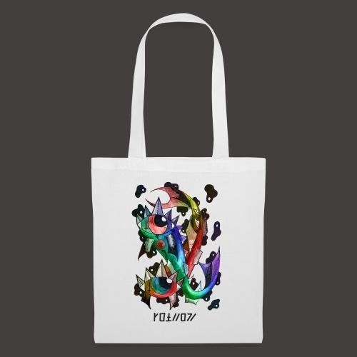 Poisson multi-color - Tote Bag