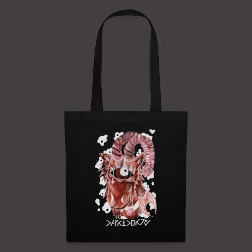 capricorne Négutif - Tote Bag