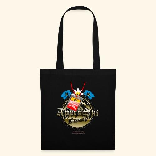Apres Ski Specialist T Shirt Design - Stoffbeutel