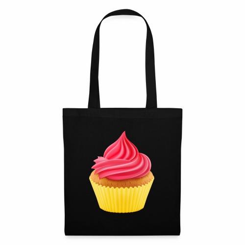 Cupcake - Stoffbeutel