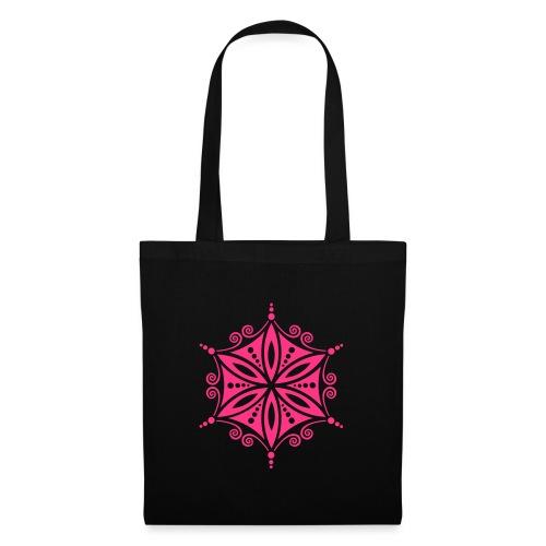 Blume des Lebens Heilige Geometrie Energie Symbol - Stoffbeutel