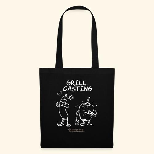 Grill Casting | Grill T-Shirts - Stoffbeutel