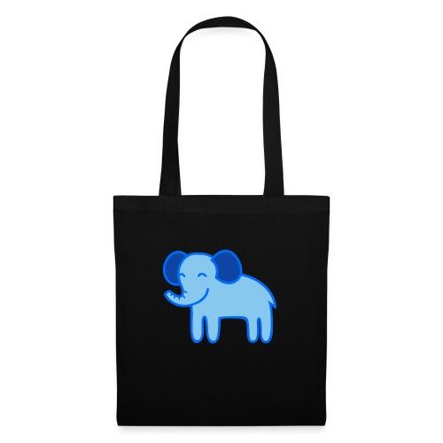 Kinder Comic - Elefant - Stoffbeutel