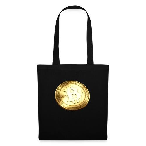 Bitcoin - Tygväska