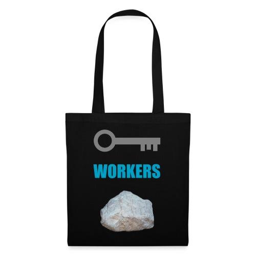 Key Workers Rock - Tote Bag