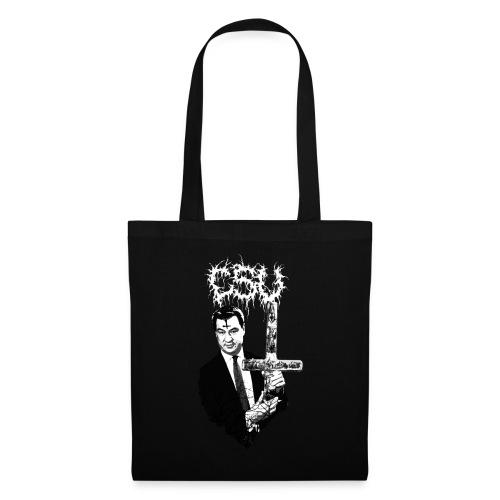 CSU Black Metal - Stoffbeutel
