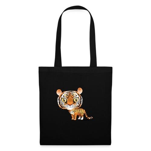 Tygrys - Torba materiałowa
