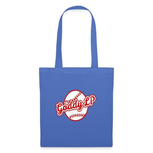 GoddyLP Logo Transparent - Stoffbeutel