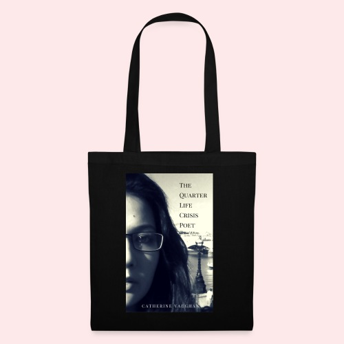 The Quarter Life Crisis Poet 300 DPI jpg - Tote Bag