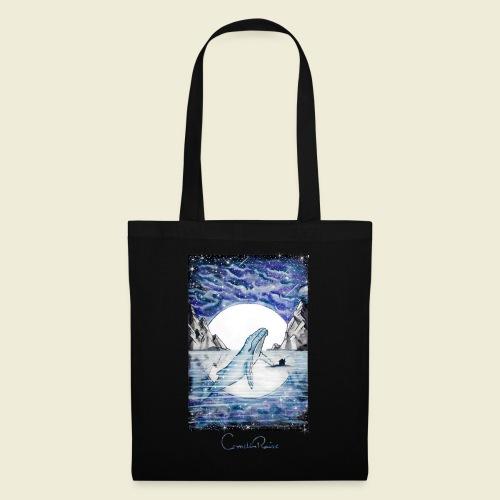humpback whale - Tote Bag
