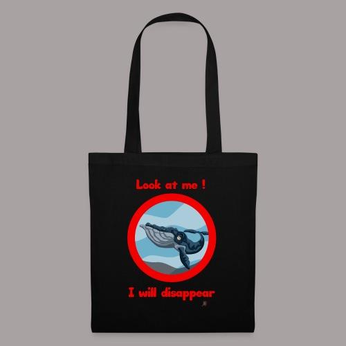 regardez moi ! baleine - Tote Bag