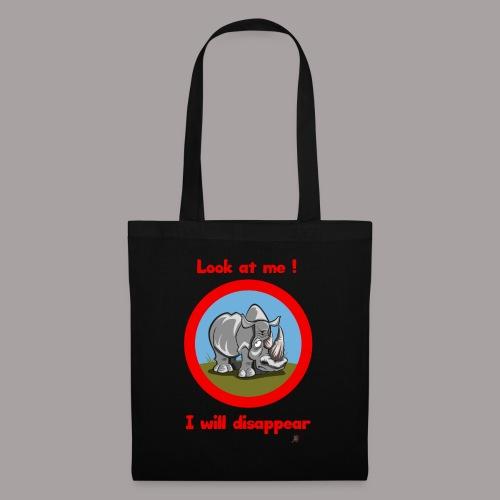 regardez moi ! rhino - Tote Bag