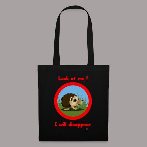regardez moi ! hérisson - Tote Bag