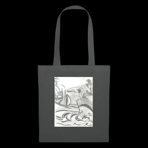 abstrack - Bolsa de tela