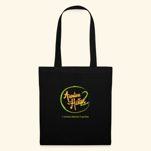 logo AventureHustive 2 - Tote Bag