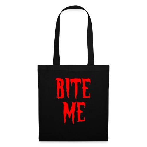 Bite me - Borsa di stoffa