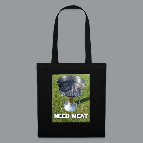 need meat - Tas van stof