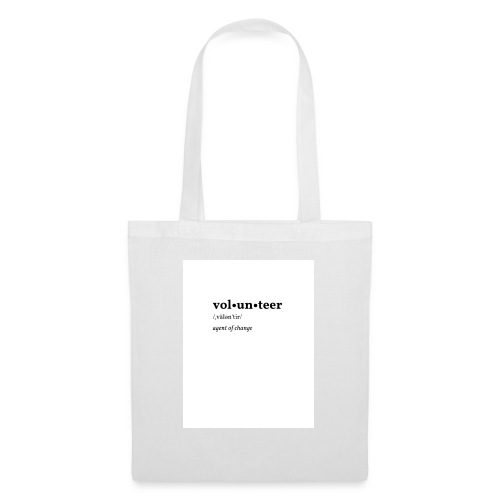 Volontaire - Tote Bag
