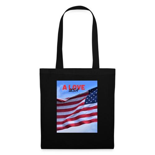 a love usa - Tote Bag