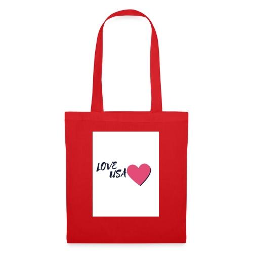 love usa - Tote Bag