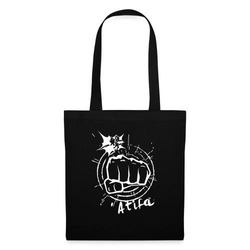 ATIFA - power punch! - Tote Bag