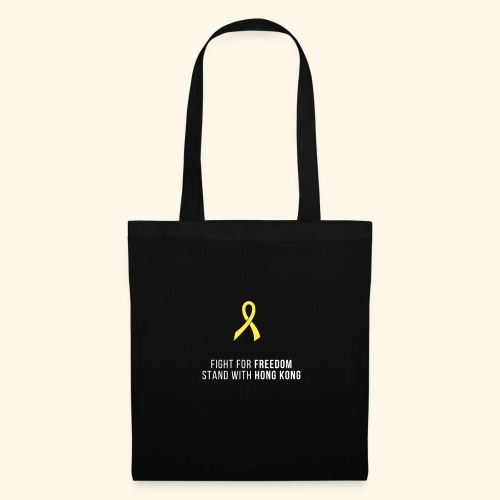 Fight For Freedom Stand With Hong Kong - Tote Bag