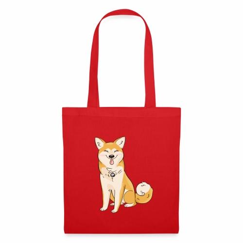 Akita Yuki Logo - Tote Bag
