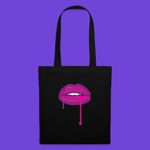 Purple Kiss - Borsa di stoffa