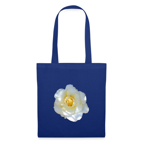 A white rose - Tote Bag