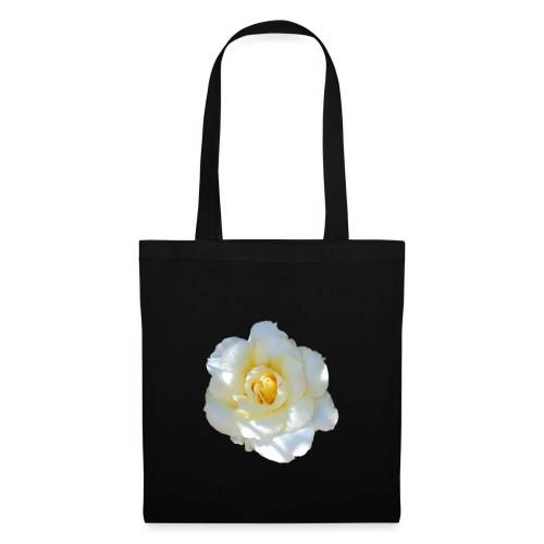 A white rose - Tote Bag