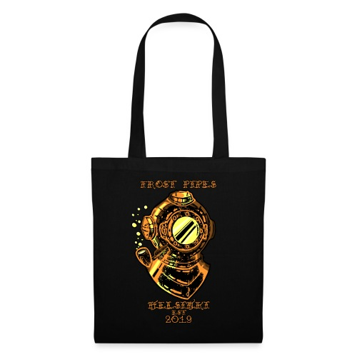 Brass Nautical Piper LIMITED EDITION - Tote Bag
