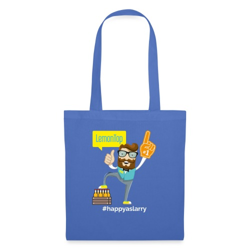 LemonTop Larry Number 1 - Tote Bag