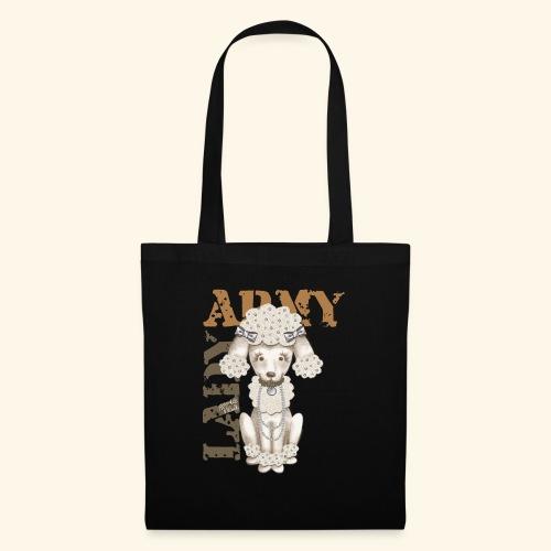 Army Dog - Bolsa de tela