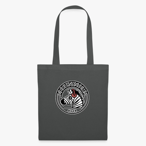 Cbra Systems with headphone - Tote Bag