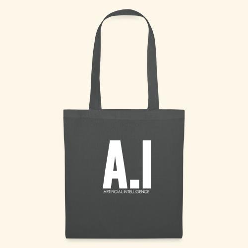 AI Artificial Intelligence Machine Learning - Borsa di stoffa