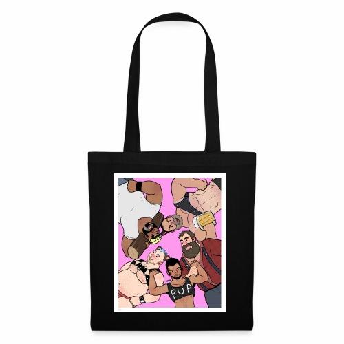 Bear Pile - Tote Bag