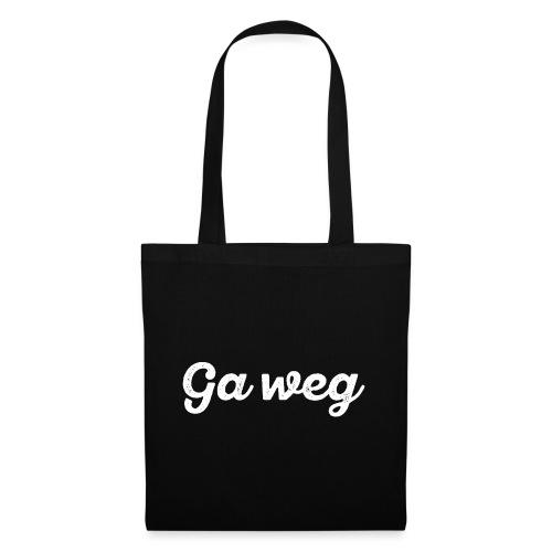 Ga weg - Tas van stof