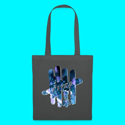 FIVES space flowers - Tote Bag