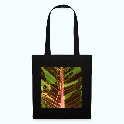 Bananas leaf watercolor - Tote Bag