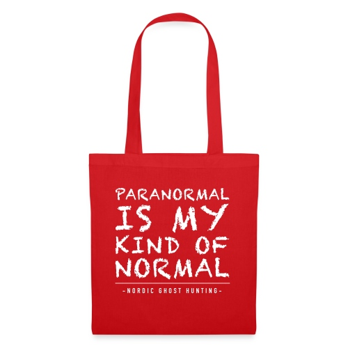 Paranormal is my kind of normal - Tygväska