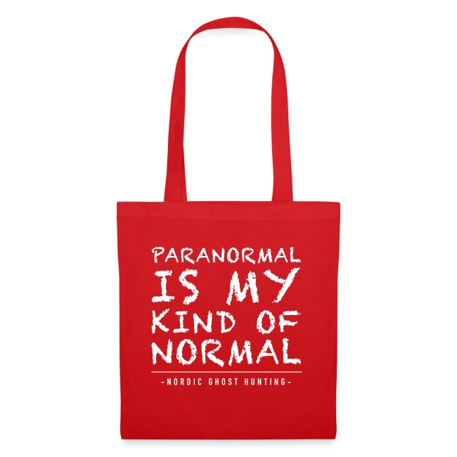 Paranormal is my kind of normal