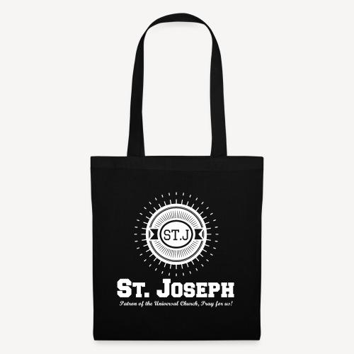 Saint Joseph, Patron of the Universal Church - Tote Bag