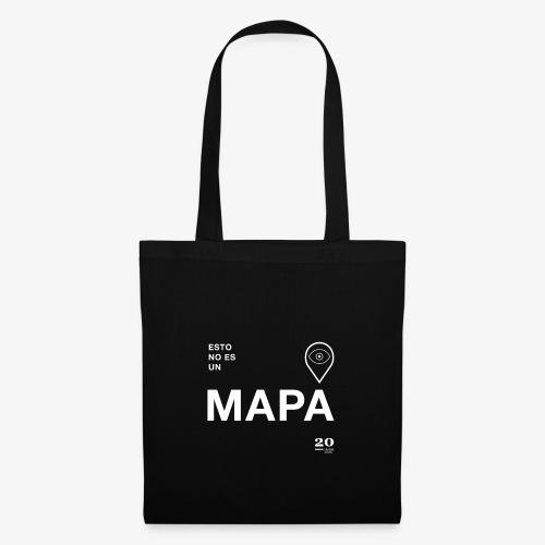 mapa - Bolsa de tela