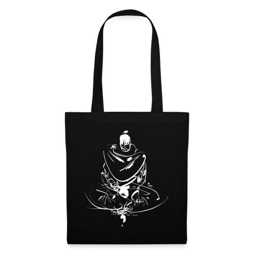 Iaido Samurai Zen Meditation - Tote Bag